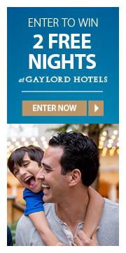 Gaylord Hotels Sweeps