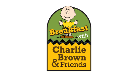 Breakfast with Charlie Brown™ & Friends